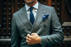 Made To Measure Suits, Double Breasted Suit, Suit Jacket, Jackets, Fashion, Down Jackets, Moda, Fashion Styles, Jacket