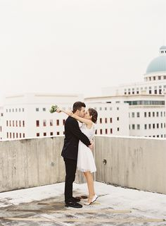 ohdeardrea: That Time We Eloped At The Courthouse