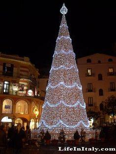 Christmas in Italy #irresistiblyitalian
