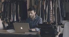 Teaser promocional de la nueva novela del escritor malagueño Francisco Daniel Medina: La extravagancia (Editorial Siníndice, 2016). A través de esta pequeña pieza, Modular ha tratado de captar el entorno y la rutina de trabajo del escritor.