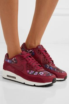 Kick-Start Fall With Burgundy Sneakers — We Found 8 Cool Pairs