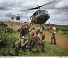 Australian soldiers in the Vietnam War