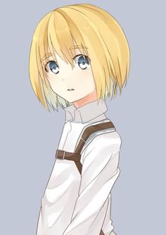 There are some amazing characters in the Attack on Titan anime series but also plenty who need to die ASAP. Here are some of the Attack on Titan characters that have to go NOW. Animes Yandere, Fanarts Anime, Anime Characters, Kaito, Eren X Armin, Otaku, Animation, Ereri, Attack On Titan Anime