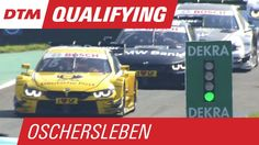 Qualifying (Rennen 2) - Re-Live (Deutsch) - DTM Oschersleben 2015 // Watch the qualifying for race 2 in Oschersleben live on the DTM YouTube channel (German audio).