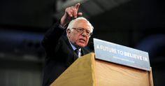 Bernie Sanders: Hillary Clinton's Fundraising Is 'Obscene'