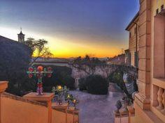 Beautiful #sunset at @byblos.art.hotel  #Verona #art hotel #valpolicella #igersverona #ig_verona #landscape #beautiful #view #luxury #luxurytravel #besthotel #photo #picoftheday #daianalorenzato #italianexperience #follow #instatravel #love #moments #instanature #sky #capture