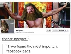 "The most important Facebook page: | 26 Pictures Only ""Harry Potter"" Fans Will Think Are Funny"