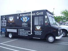 El Diez Food Truck - Best Empanadas, Choripanes and Argentinean Sandwiches in a #Foodtruck! Boston & Cambridge, MA