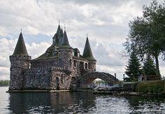 boldt castle, 1000 islands, ny
