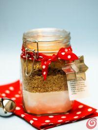 Preparato per dolci in vasetto