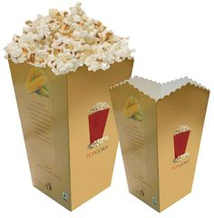 de'Smat launched a new products popcorn cone. Food Grade and Food Grade Ink which is FDA Guided.