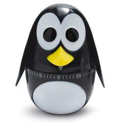 Kikkerland Penguin Timer from Sur La Table
