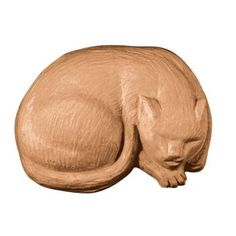 Sleeping Cat Soap Mold