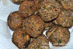 Crochete din ghebe conservate – o rețetă de iarnă Meatless Recipes, Ethnic Recipes, Food, Eten, Meals
