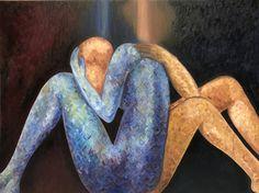 Ruchika Vaswani Art - Oil on Canvas   'Harmony'