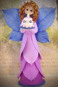 Birthaday Fairy by fairiesbynuria on Etsy, $34.50