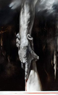 Jesus Hand...this visual is so true. Many times in life I have shouted for help…