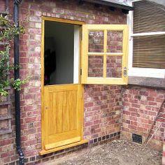 glass barn doors Stable Doors Harborne Sash Window Company