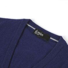 Our 2ply 100%Italian cashmere sweater.  www.facebook.com/divenirebarcelona