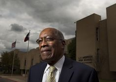 Huston Tillotson and Prairie View alum Dr. Charles Akins – the educator for whom Akins High in South Austin TX was named  He was the first black teacher in an integrated school in the Austin district, where he served for more than 50 years, and was the district's first black principal.
