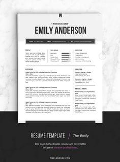 simple resume template anata resume