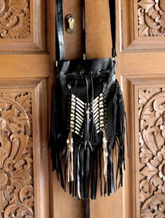 indian leather bag native american inspired bag by etnikabali