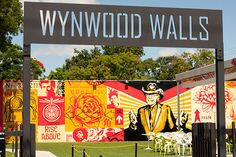 For Art: Wynwood Walls  Wynwood Walls is a local treasure and a must-see for any and all traveling through Miami — not to mention a great spot for some Instagram updates. Created by the urban-visionary Tony Goldman of Goldman Properties, the outdoor street gallery features large murals across warehouse walls, featuring famed street artists like NYC's ...