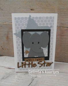 Gelinda's kaartjes: Twinkle, Twinkle little star..