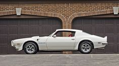 1973 Pontiac Trans Am. I love this car because of my mother. She had a yellow one!