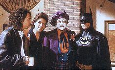 Tim Burton Batman, Tim Burton Films, Im Batman, Batman Art, Comic Book Characters, Comic Books, Michael Keaton Batman, Joker Dark Knight, Batman Room