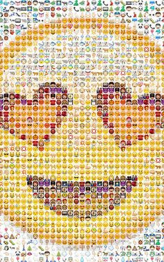 The First All-Emoji Art Show Announced | Co.Design | business + design [PICS]: