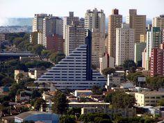 Blue Tree Londrina. Por Carlos A Merighe. #Londrina #Paraná #Brazil