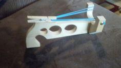 ping pong ball gun I am making for a nephew