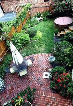 10 Awesome Landscape Garden Design Ideas