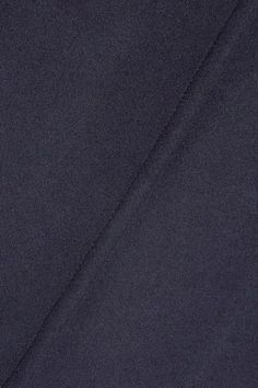Stella McCartney - Anouk Wool-blend Cape - Midnight blue - IT34