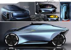 College Exhibition: Pforzheim University Winter 2016 – Bachelors - Car Design News