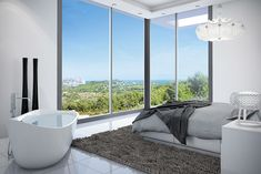 15 Beautiful Mesmerizing Bedroom Designs | Architecture & Design