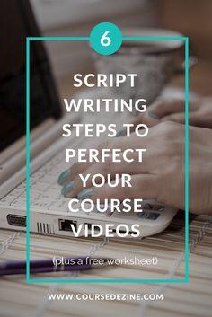 script-writing-basics-online-course-videos