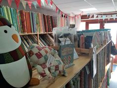Our shop in Newbury is open 10am - 4pm Monday to Saturday with plenty of free parking. Why not pop in for a browse, you will not be disappointed!