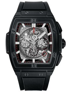 Hublot 601.CI.0173.RX Spirit of Big Bang Black Magic. #Hublot