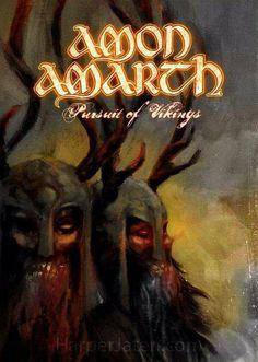 Pursuit of Vikings - Amon Amarth.
