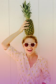 Pineapple Style! 16 Ways to Take a Bite out of Summer's Tastiest Trend
