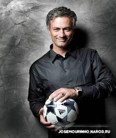 Mourinho, mejor entrenador del mundo.