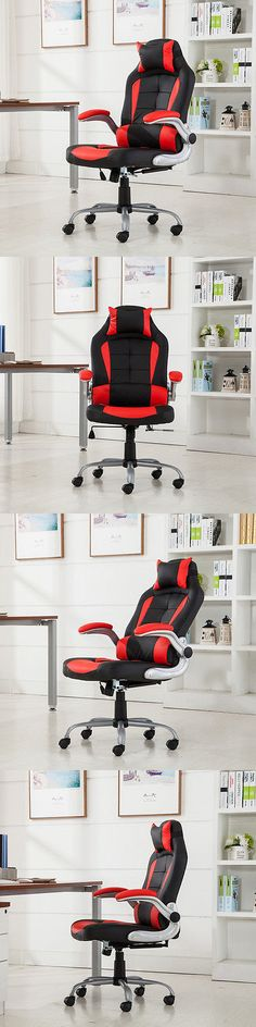 Chairs 54235: Racing Office Chair Recliner Relax Gaming Executive Computer Ergonomic High Back -> BUY IT NOW ONLY: $89.99 on eBay!