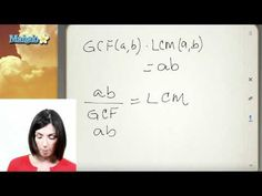 Alternative Methods for Solving GCF and LCM - YouTube