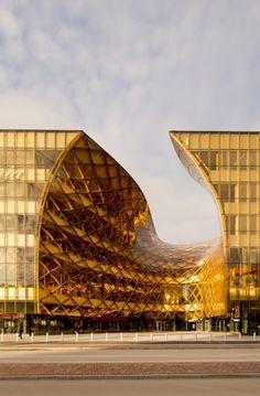 World Architecture Festival Awards 2013 shortlist Emporia by Wingardh Arkitktkontor AB