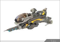 Cool Lego spaceship. #spaceship – https://www.pinterest.com/pin/340514421811220430/