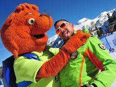 #Mascotte #OrsoCharlie #AEvolutionSkiSchool #SkiareaCampiglio #Folgarida #ValdiSole #Trentino
