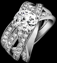 White gold Diamond Ring - Piaget Luxury Jewellery G34LN700