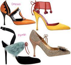 Manolo Blahnik Fall 2011 Collection - ShoeRazzi